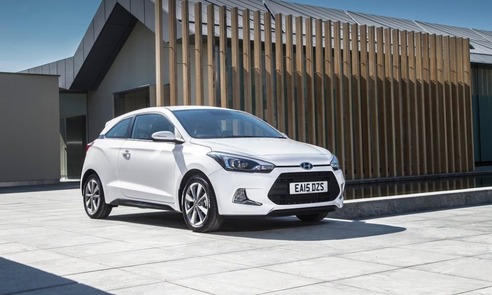 Hyundai i20 Coupe revealed