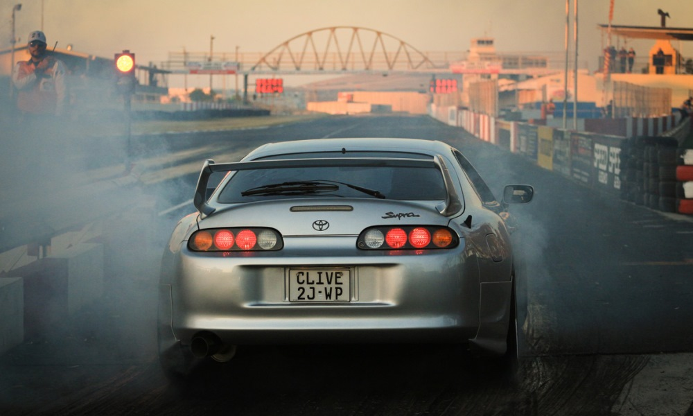 No more excuses from street racers