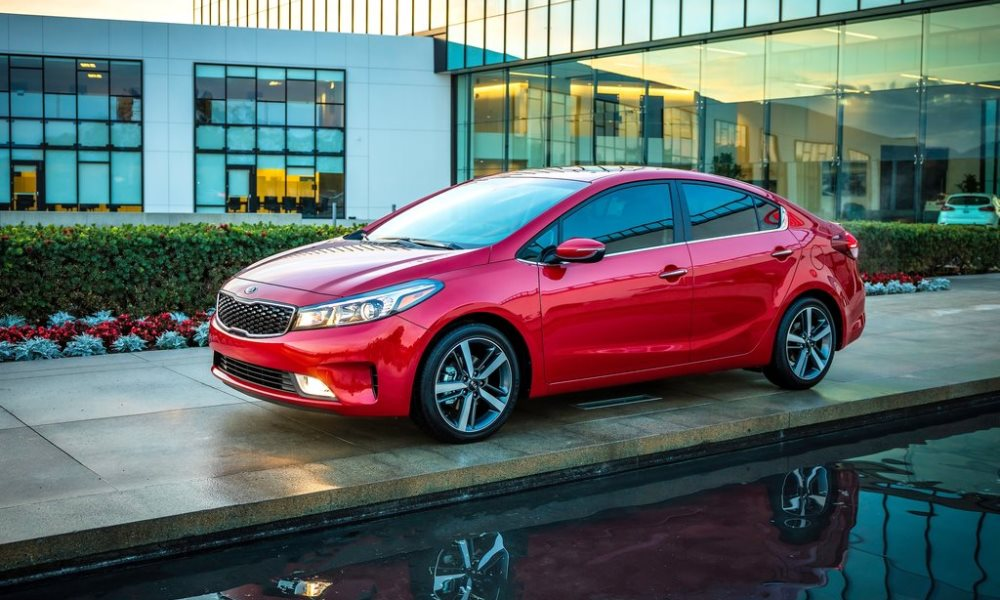 Kia gives its Cerato a facelift