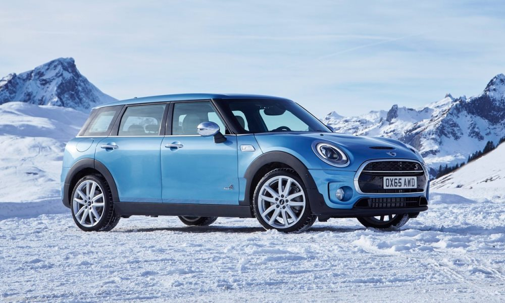 Mini Clubman gets an ALL4 treatment