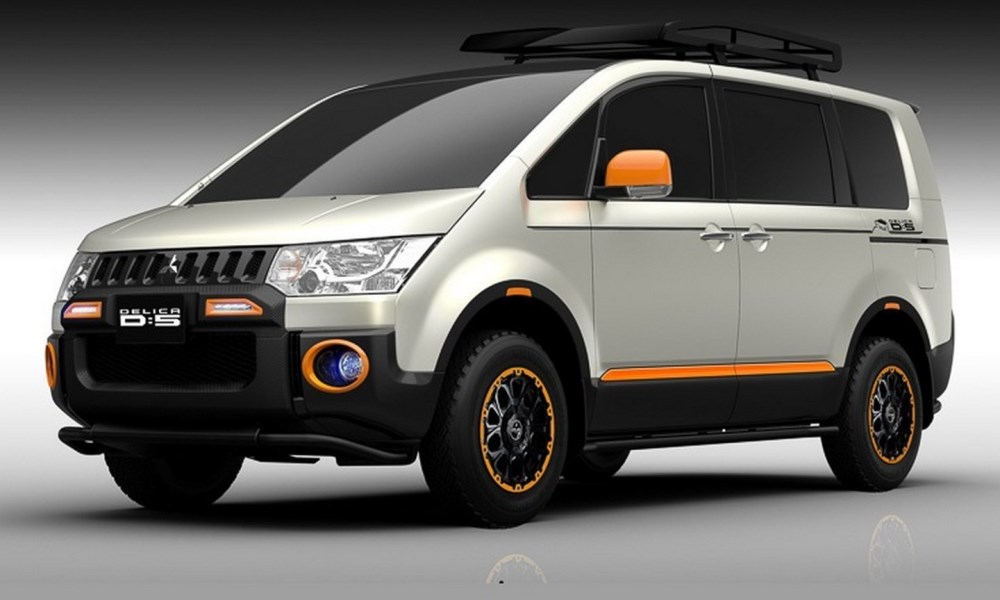 Meet Mitsubishis concept lineup for TAS