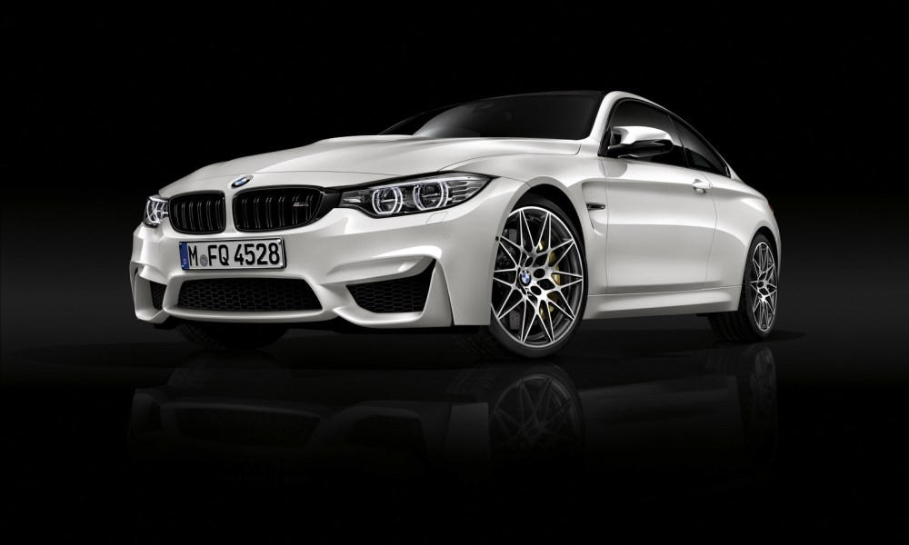 BMW's M3 and M4 Competition Package