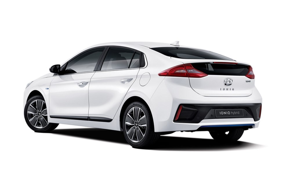 Hyundai IONIQ revealed