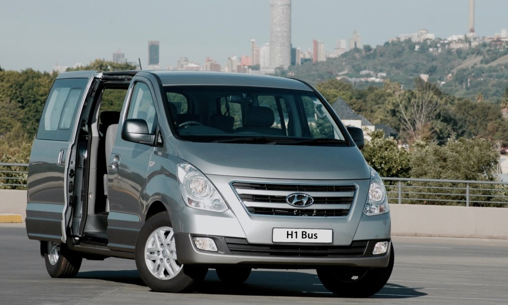 DRIVEN: Hyundai H1 Wagon 2,5 VGTi