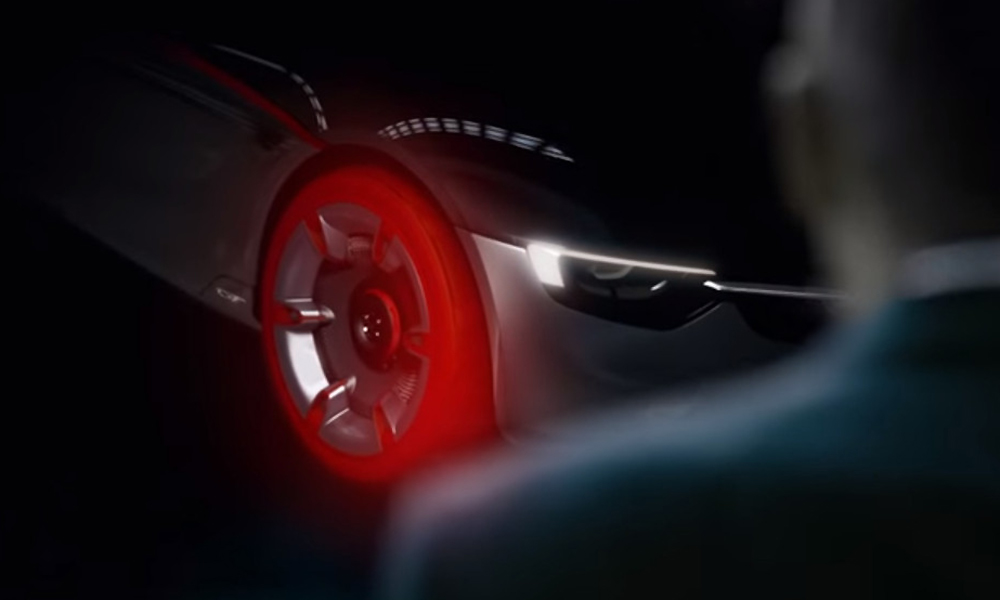 Opel GT Concept peeked a second time