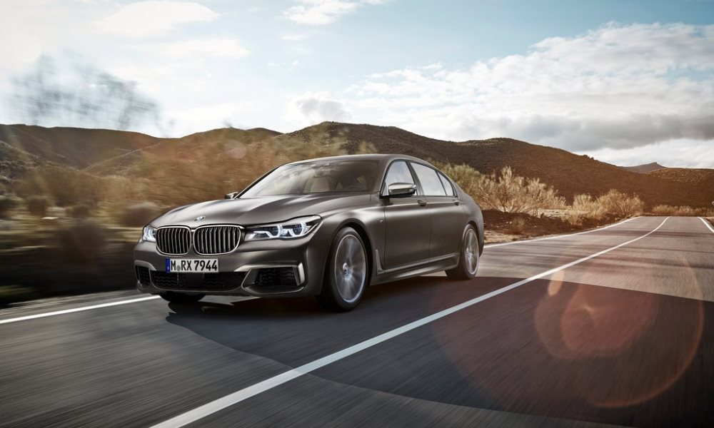 BMW M760Li xDrive revealed