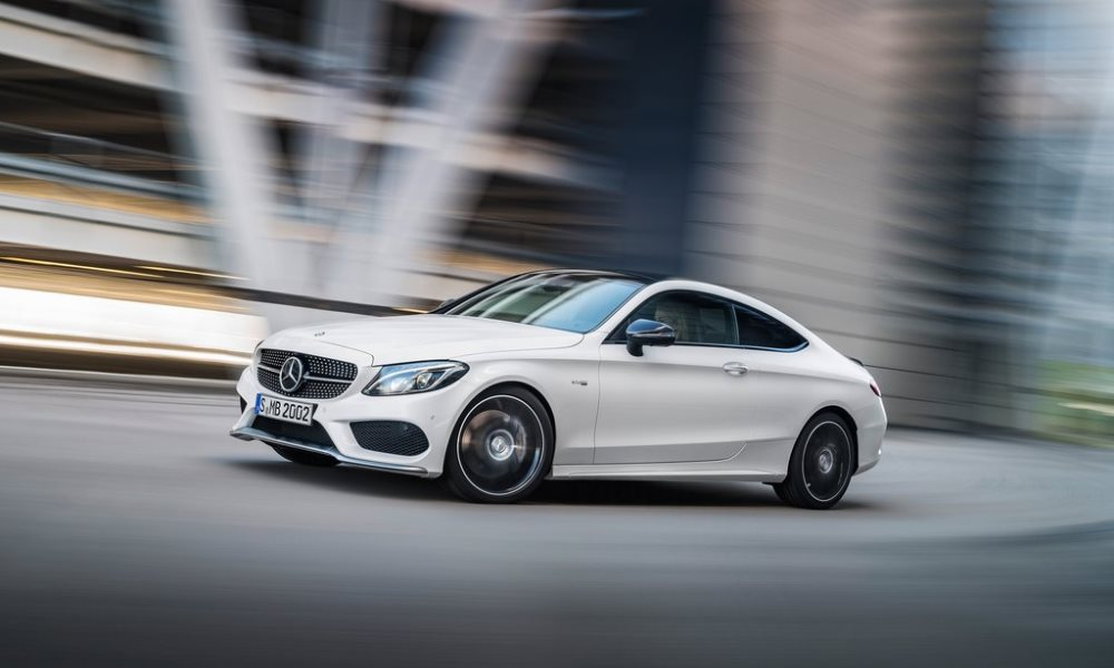 Mercedes-AMG C43 Coupe Revealed