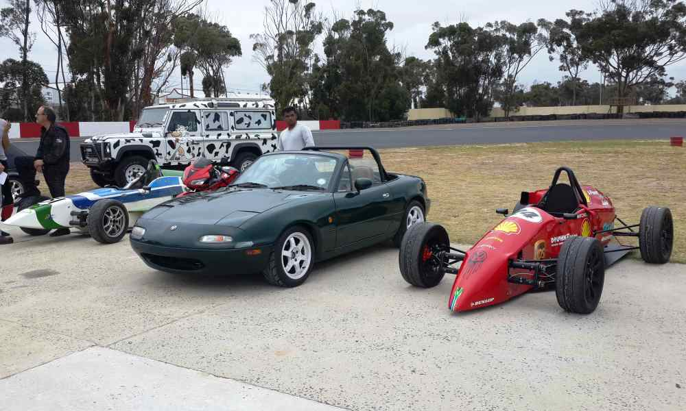 Project MX5: Part 6 (Race ready in record time)