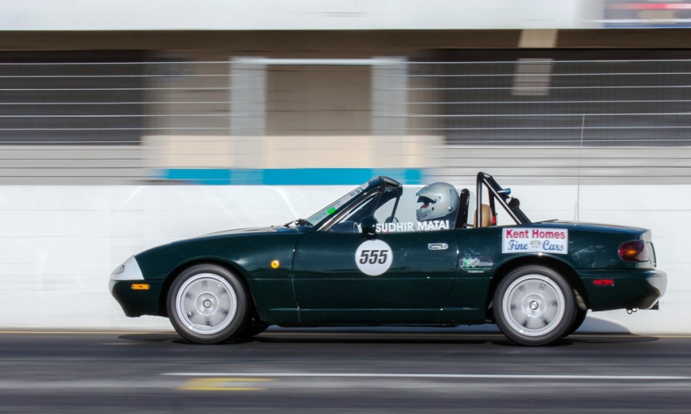 Project MX-5: Part 6B (Race debut)