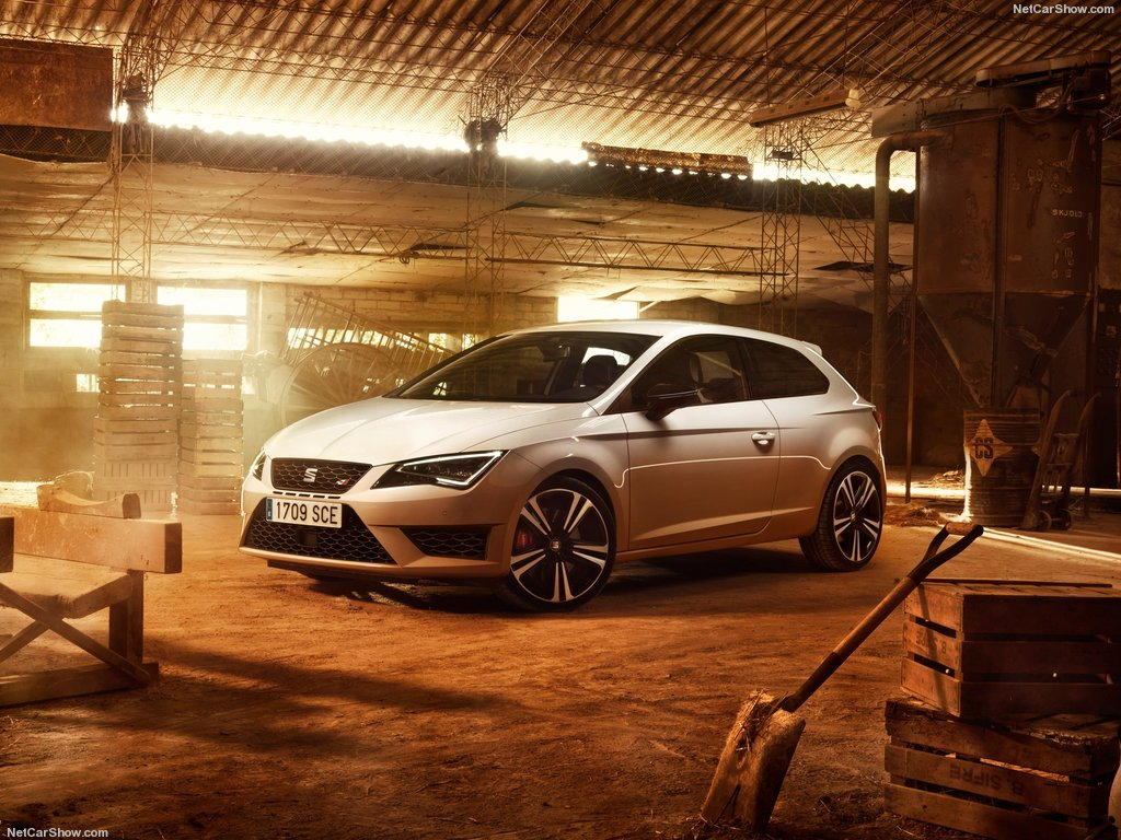The Leon Cupra 290 is the GTI we cant have