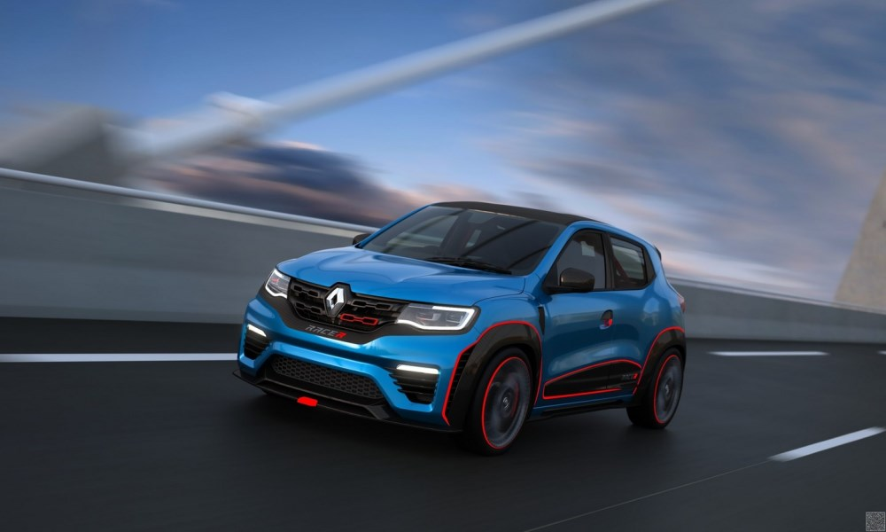 Renault KWID Racer and Climber