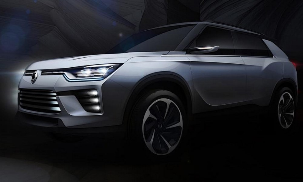 SsangYong reveals its SIV-2