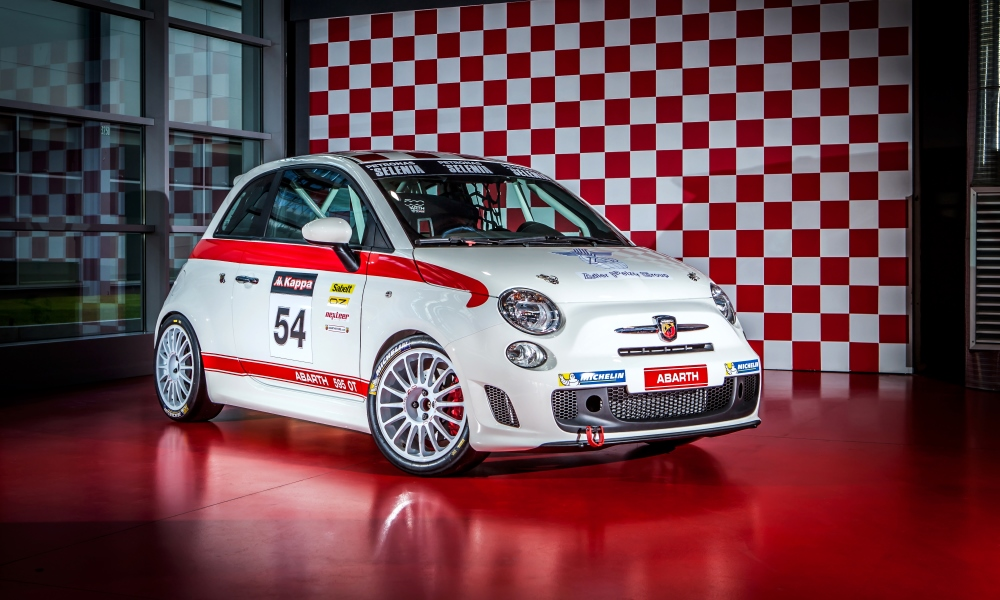 Abarth 595 OT Revealed