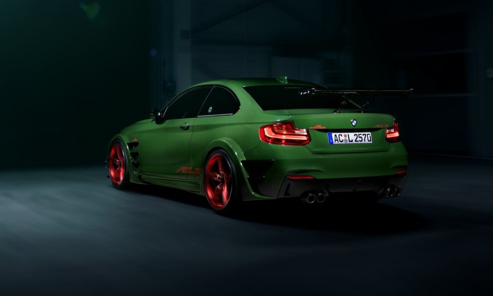The Mental Ac Schnitzer Acl2 Concept Car Magazine