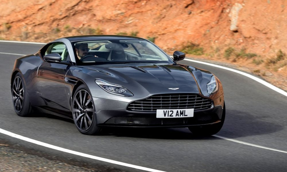 The DB11: Aston Martins Next Chapter