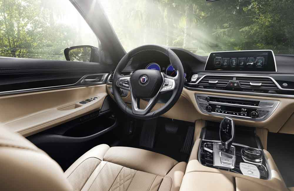 REVEALED BMW Alpina B XDrive Wvideo CAR Magazine - Bmw alpina price range