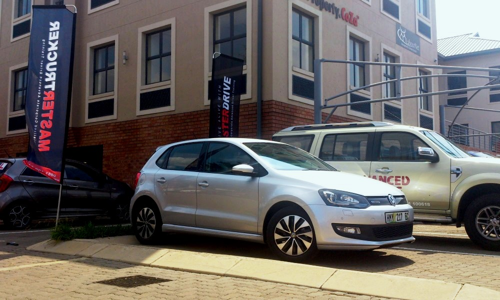 Defensive Driving with MasterDrive and VW
