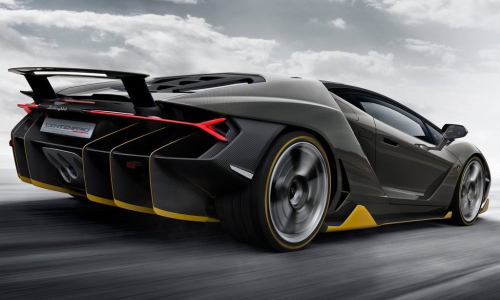 Lamborghini Centenario Revealed 0 100 Km H Will Take 28 Seconds And Max Out At