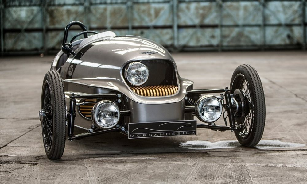 The Morgan EV3: a different take on EVs