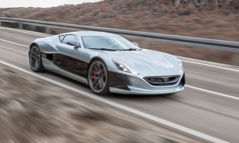 The Rimac Concept aims to be the next frontier in speed