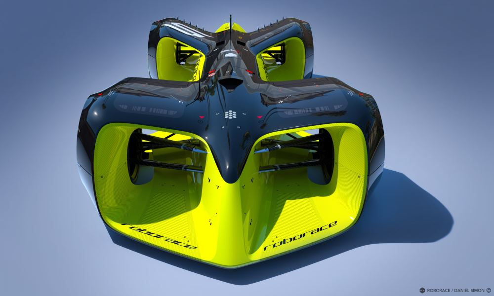 Roborace reveals the future of racing