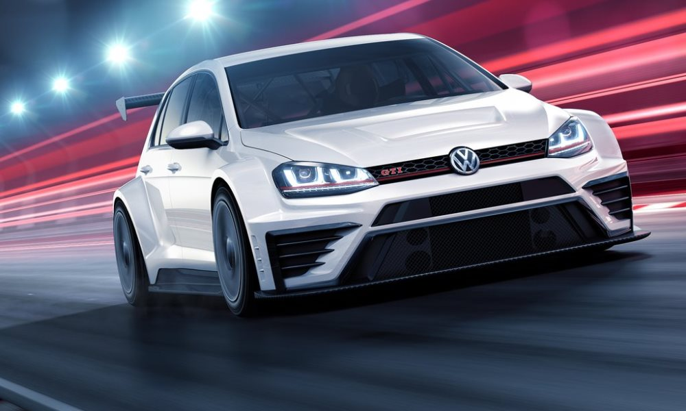Volkswagen Golf GTI TCR Revised