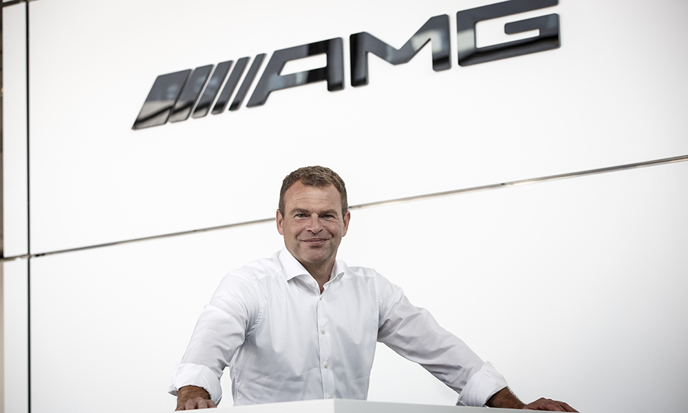 Mercedes-AMG to undergo agressive expansion