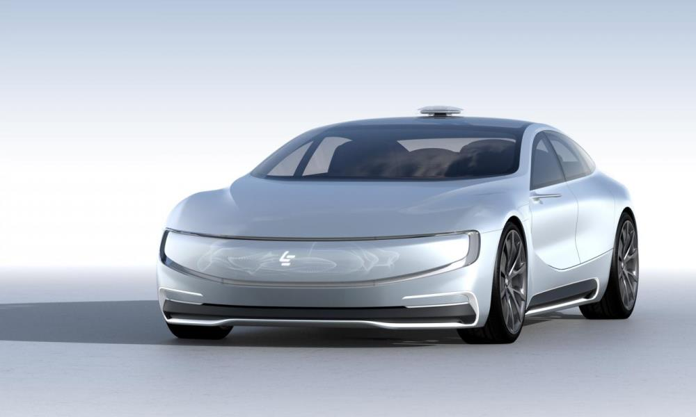 The LeSEE Electric Concept set to take on Tesla