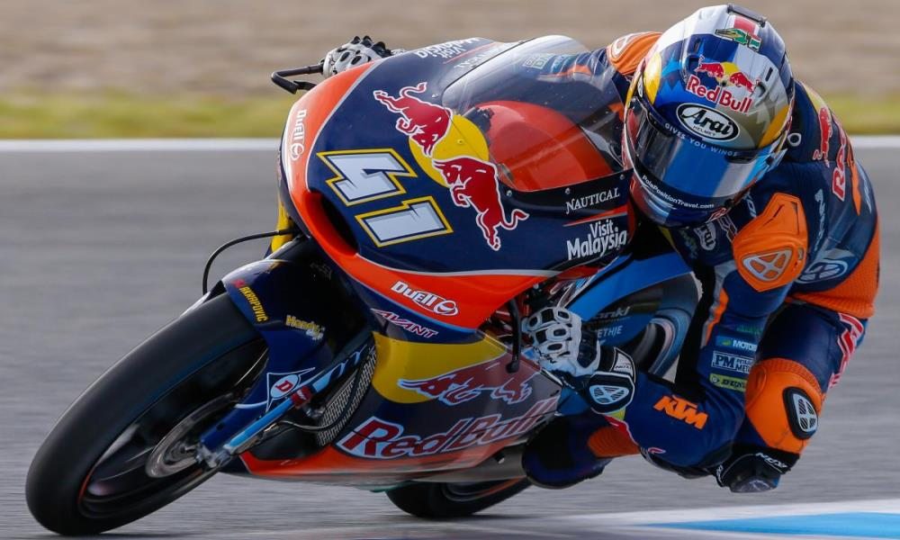Brad Binder achieves miracle win at debut Moto3
