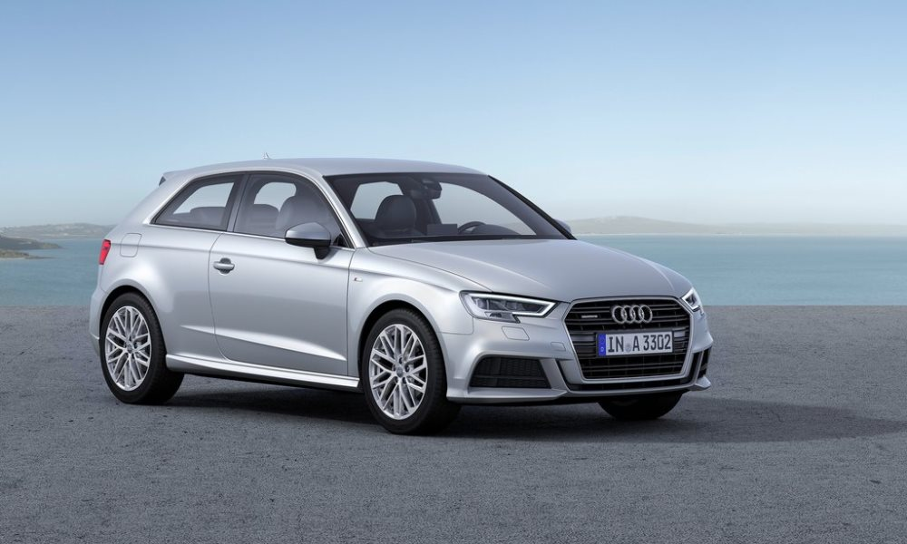 Audi A3 Facelift Revealed