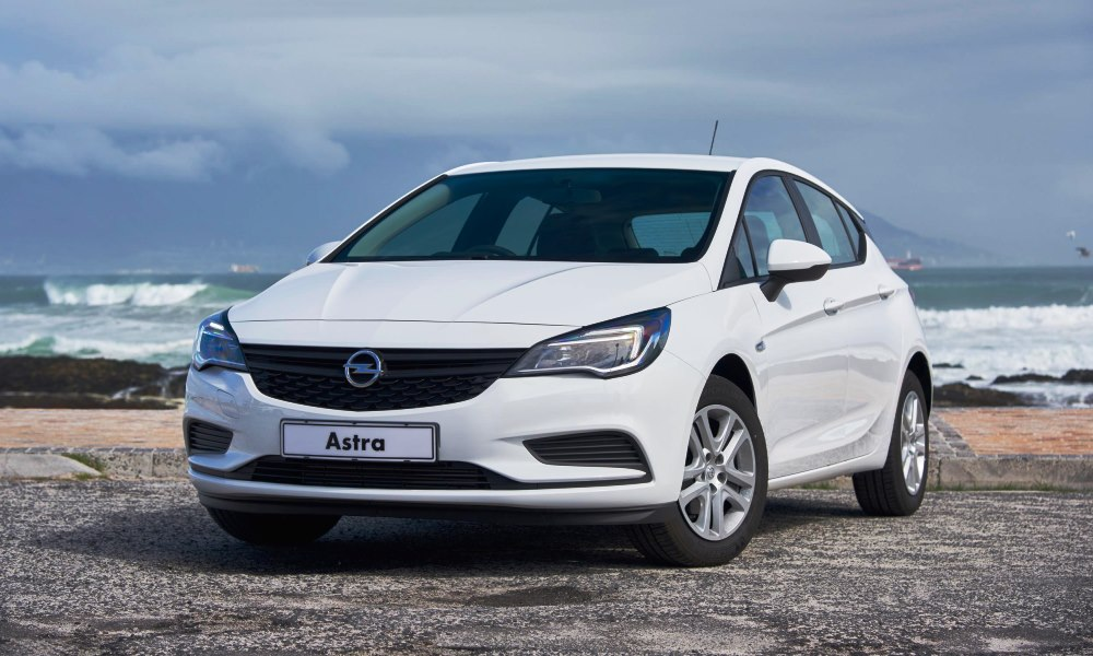 DRIVEN: Opel Astra 1,0T