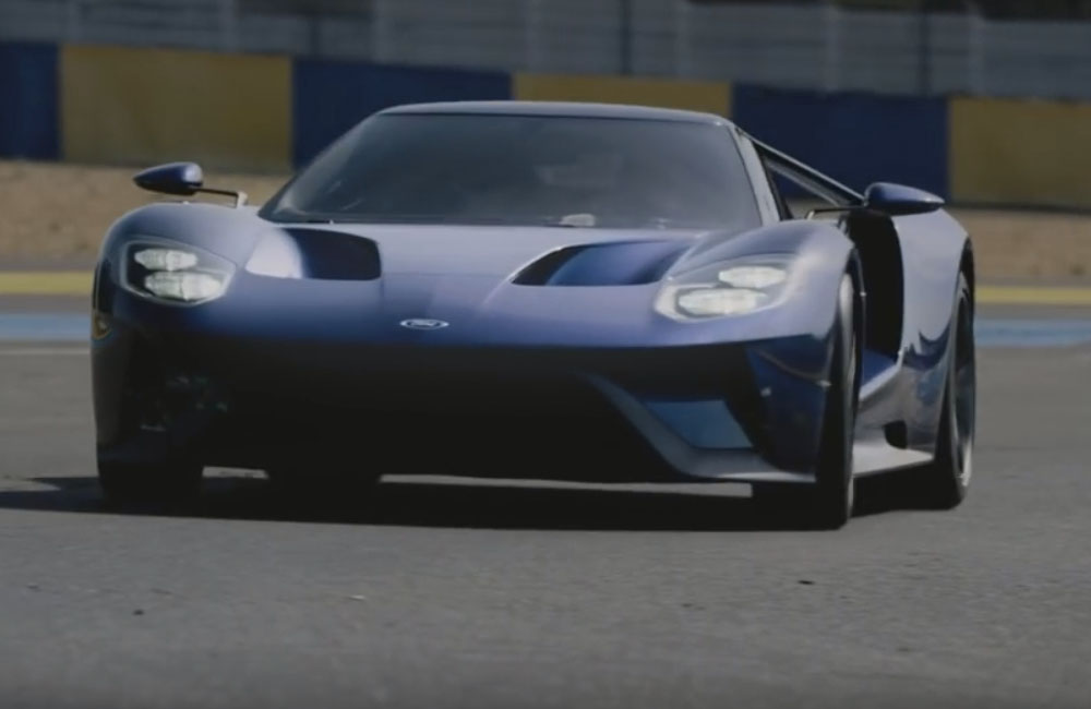 Video Ford Gt Documentary