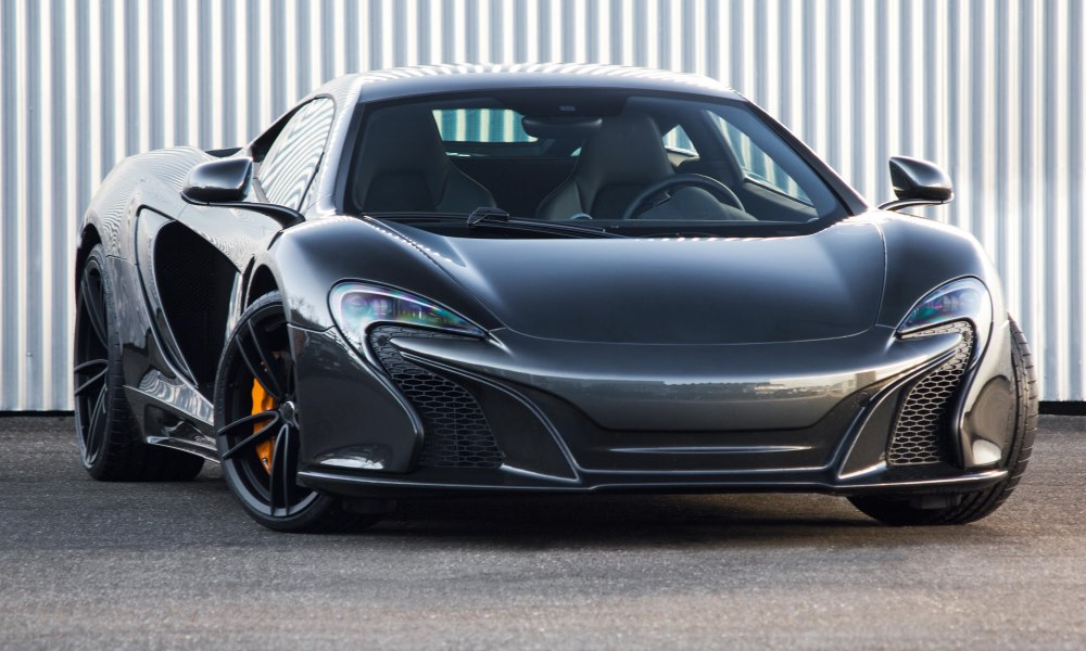 This Gemballa GT takes the McLaren 650S to the Next Level