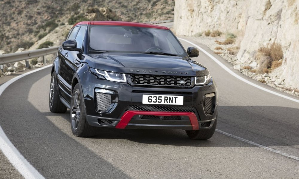 Range Rover Evoque Ember Edition Revealed