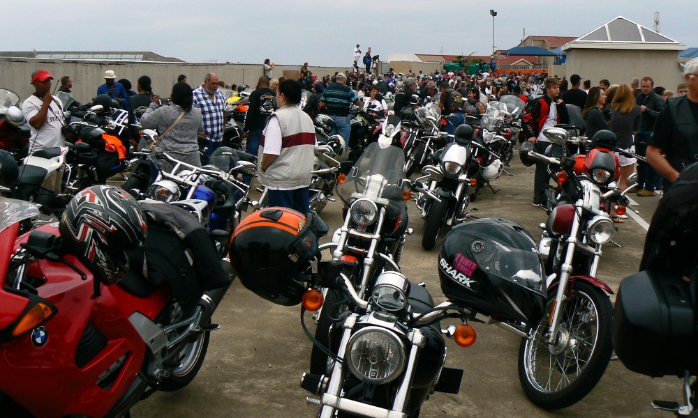 Mass Ride gathering