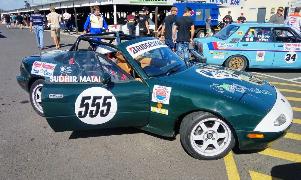 Project MX-5 front