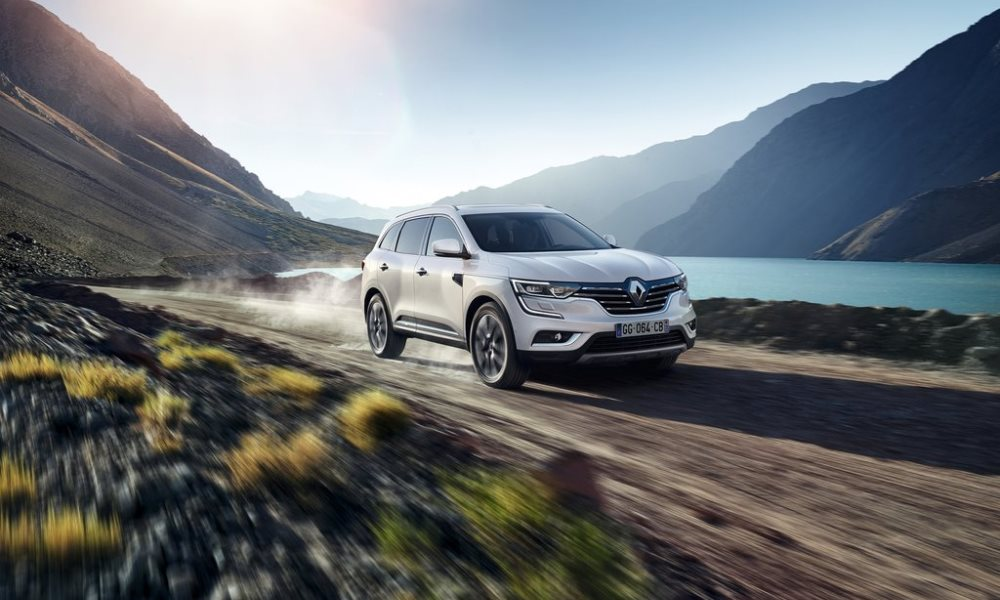 Renault Koleos Revealed