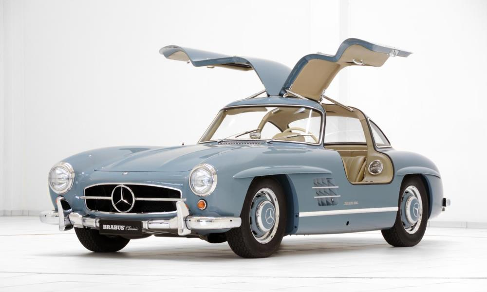 Brabus restores some Mercedes-Benz Classics