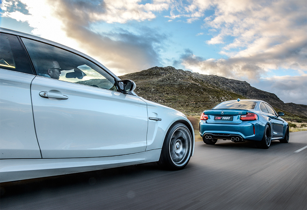 BMW M2 and BMW 1 Series M Coupe