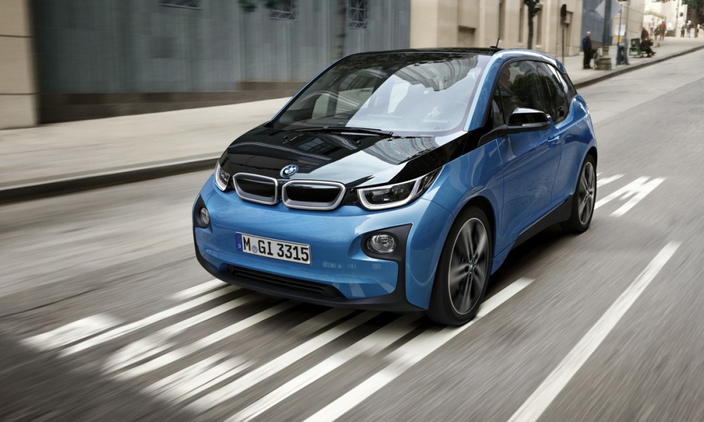 BMW i3 Receives a Bigger Battery