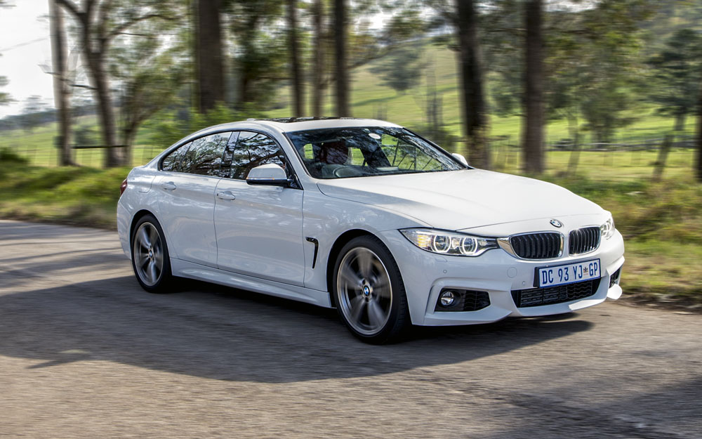 The BMW 4 Series Gran Coupe Gains More Power And Improved Efficiency