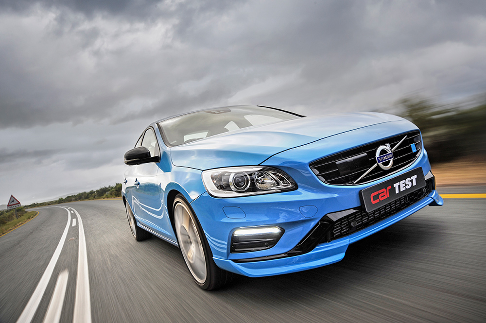 Volvo S60 Polestar