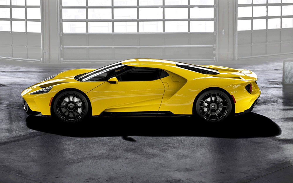 The New Supercar Makes  Kw