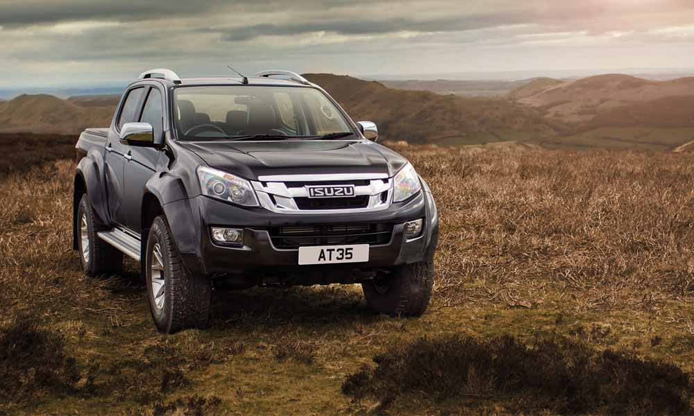 Isuzu KB Arctic Trucks Edition Launched In UK