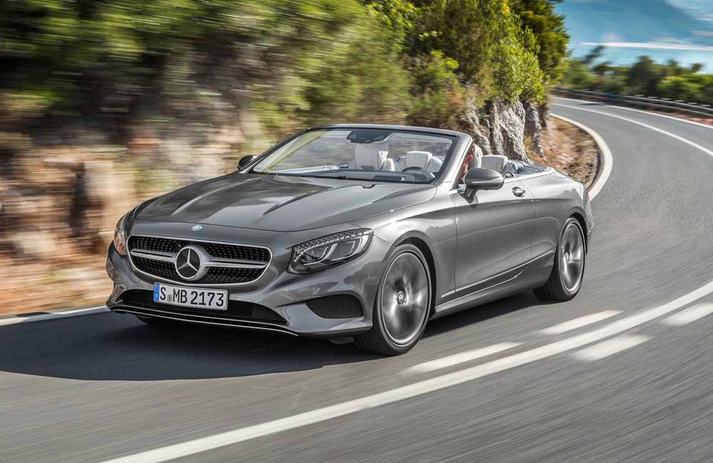 Mercedes Benz S Class Cabriolet Pricing Revealed