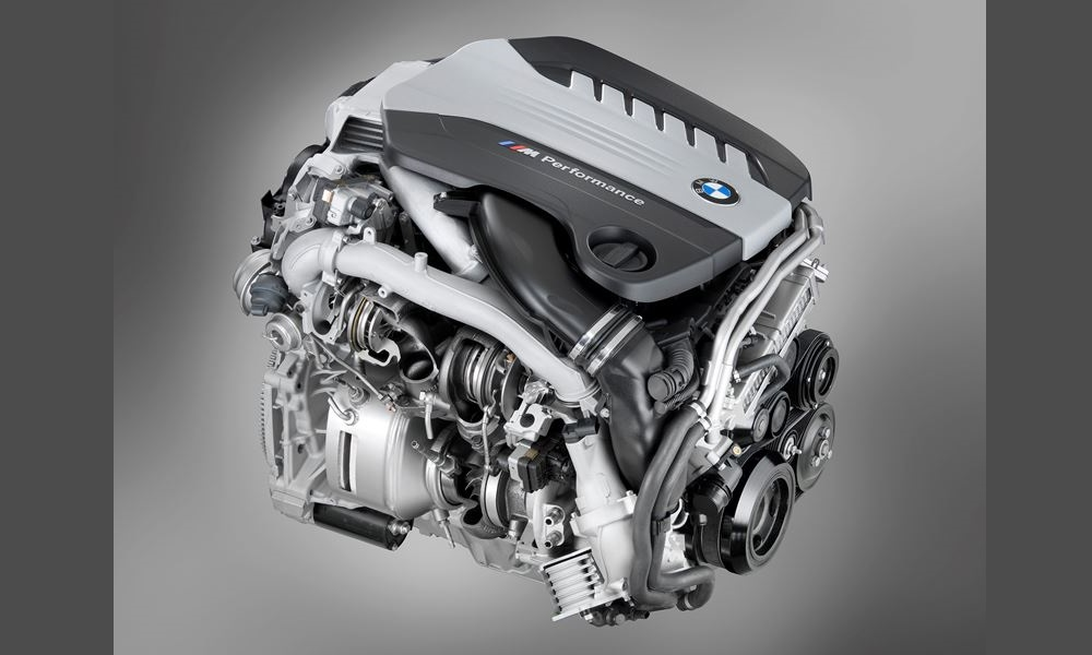 BMW Reveals Quad-Turbo Six-Cylinder Diesel