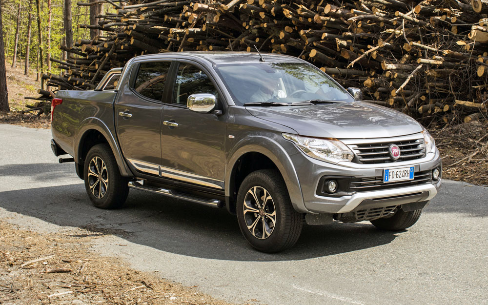 driven fiat fullback lx 4x4 dc car magazine. Black Bedroom Furniture Sets. Home Design Ideas