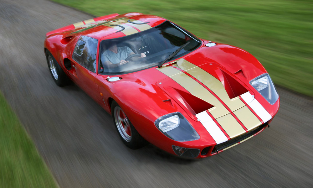 Superformance MKI GT40