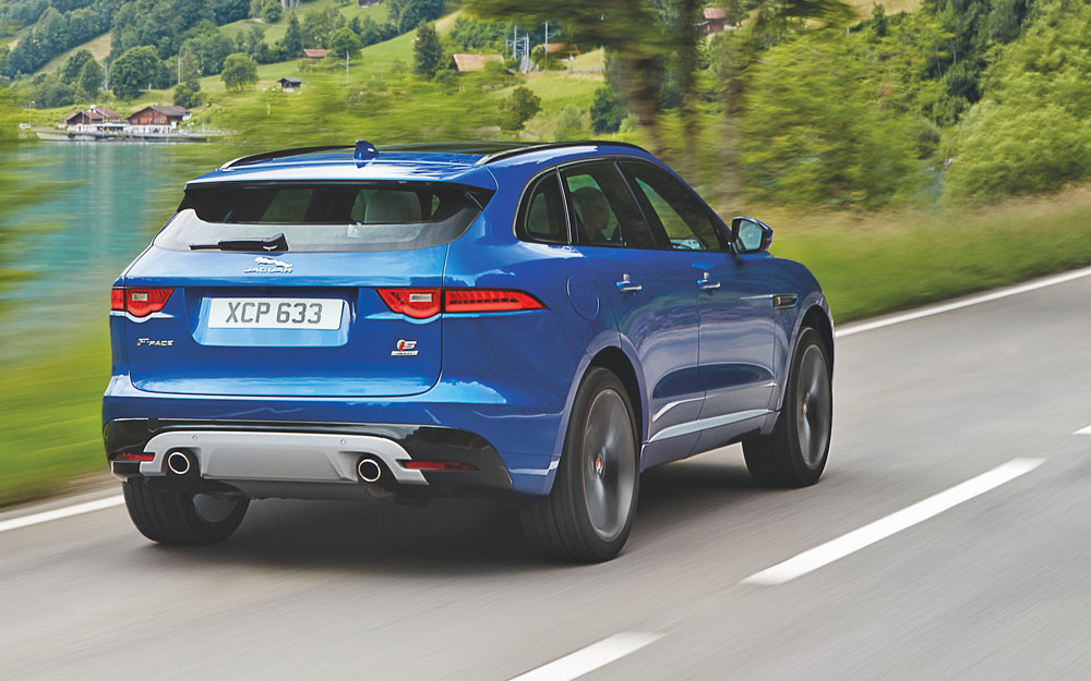 jaguar reveals local starting price for new f pace car magazine. Black Bedroom Furniture Sets. Home Design Ideas