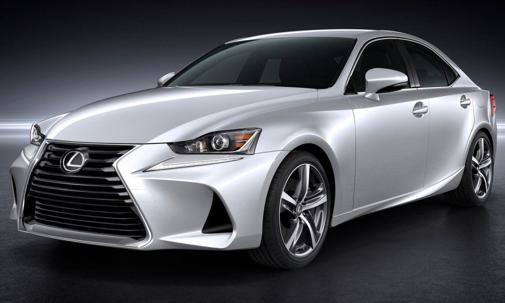 Lexus IS Facelift Confirmed for SA